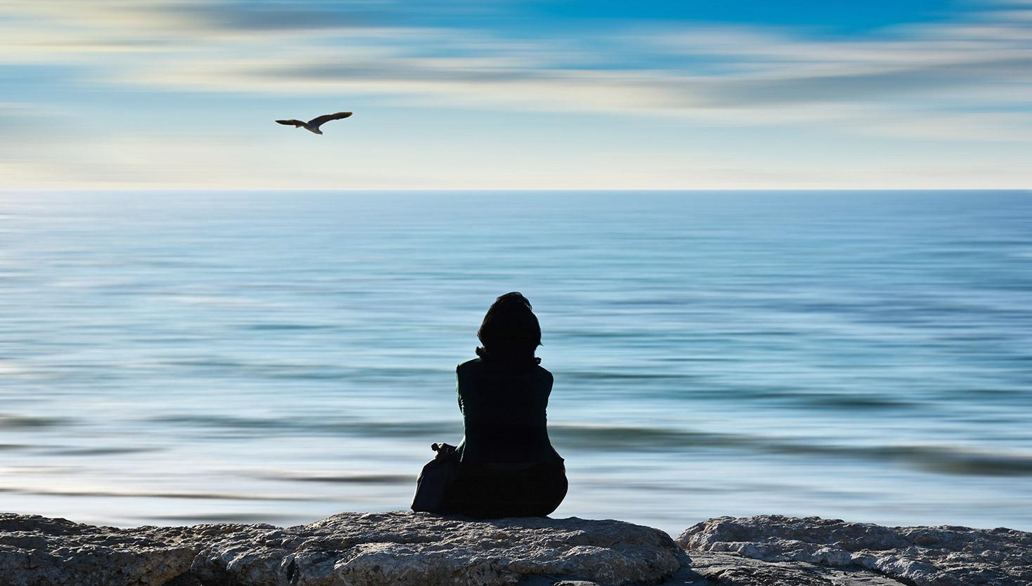 vipassana meditación del silencio